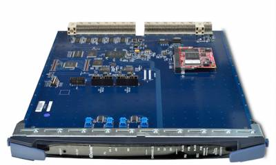 The E-Dante64-HX Interface Card provides Eclipse HX platforms with 16, 32 or 64 channels of low latency, high quality AoIP interconnection.