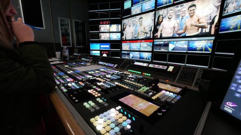 The new OB9 was officially unveiled this Fall and has now covered eight major live productions in the truck's first 40 days.