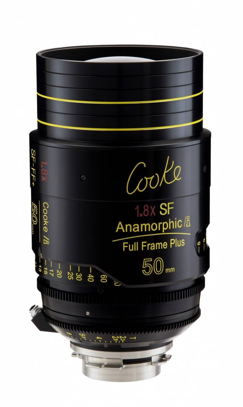 The new Anamorphic/i Full Frame Plus range has been designed to meet the growing demand for large format production.