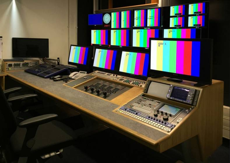 Bbc Studios And Post Production Gets New Lighting Control