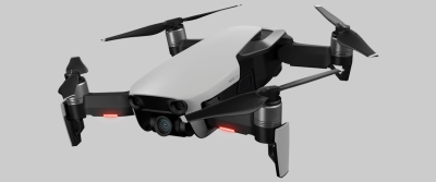 See the DJI Mavic air in action