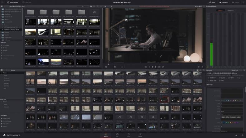 Blackmagic Design Releases Davinci Resolve 12 5 3 The Broadcast Bridge Connecting It To Broadcast