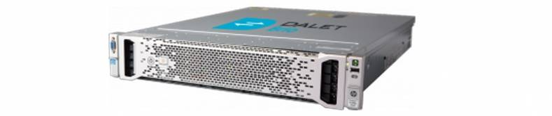 Dalet Brio video servers facilitate content ingest and delivery.
