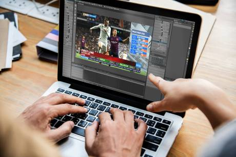 Broadcasters need tightly integrated graphics platforms that cater to viewers' traditional broadcast and digital platforms.