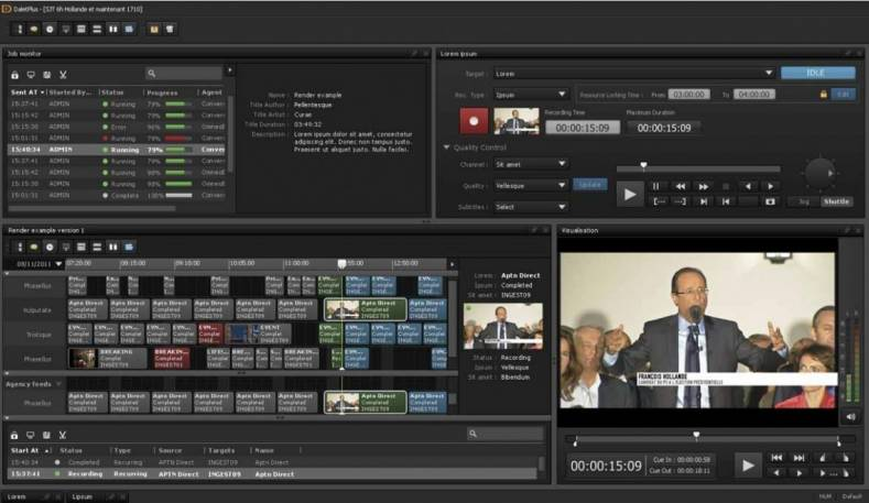Dalet Galaxy for news workflows at the Times Network