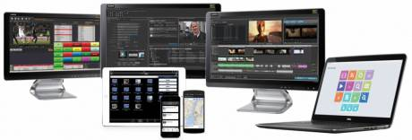 Dalet's UNO strategy allows broadcasters to support the various platforms with a suite of  integrated production and distribution tools.