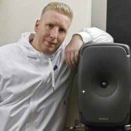 Danny Byrd and the Genelec 8351