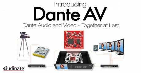 Audinate is delivering on its vision of a truly integrated, easy to use and interoperable AV experience.