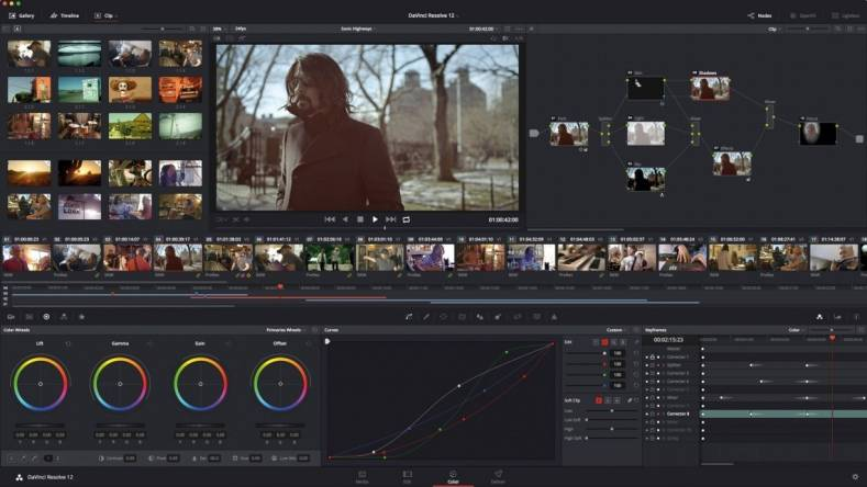 Field Report: DaVinci Resolve 12: The Can-Do Everything