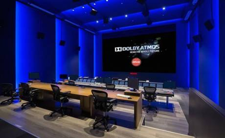Deluxe Digital studios located in Toronto, CA relies on JBL loudspeaker technology for critical work.