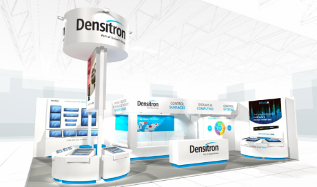 The Densitron exhibit at IBC 2019 will be full of human-oriented displays.