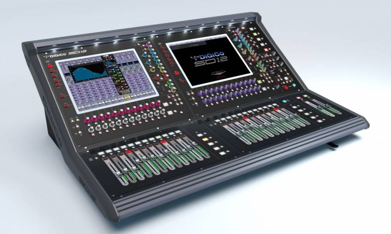 The SD12 raises the bar in terms of what users can now expect from a compact, affordable, multi-application digital console.