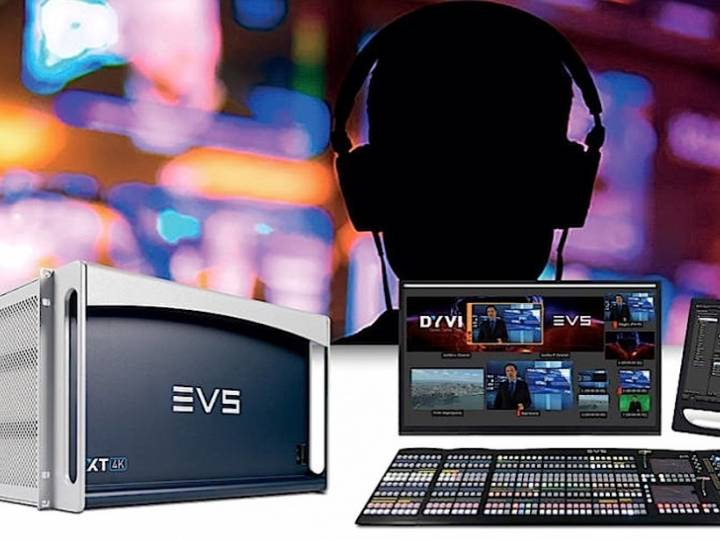 EVS is bringing their latest IP connectivity and GPU processing to CABSAT 2017.