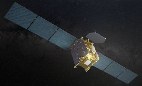Eutelsat is one of the world's big four satellite platform operators.