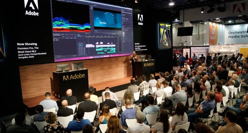 The Artificial Intelligence called Adobe Sensei is producing new wonders for Adobe Creative Cloud software.