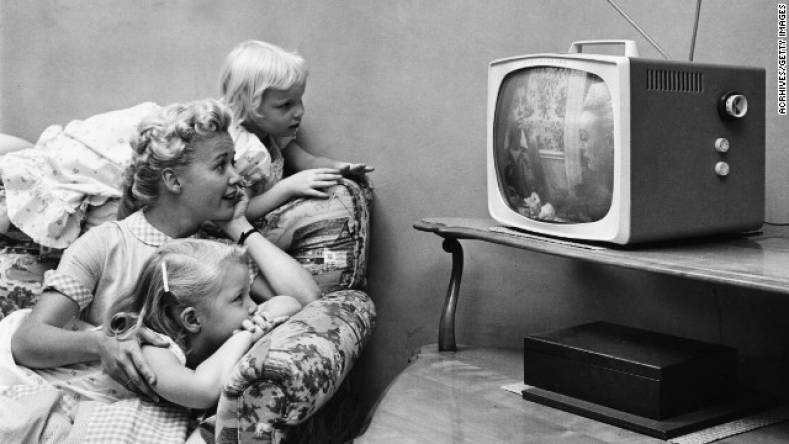 Traditional family viewing has been declining for years but a new wave of social TV is building up around second screens.