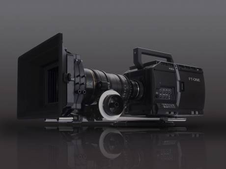 The FT-ONE high speed camera.