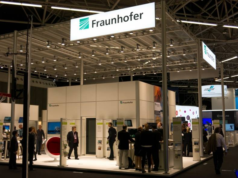 The Fraunhofer exhibit at IBC showed why Europe's largest application-oriented research group is at the forefront of IMF creation.