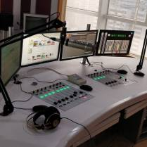 Fuzhou Radio has upgraded its radio studios to embrace AoIP networking.