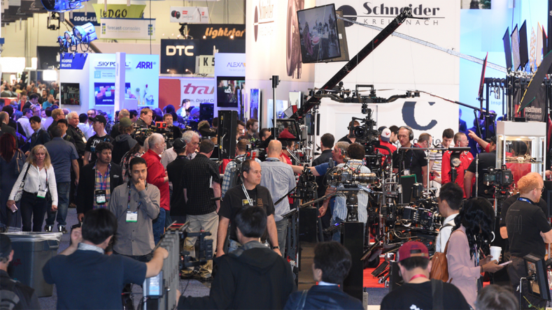 Crowded exhibit floors do not always equate to many new products or hot trends.