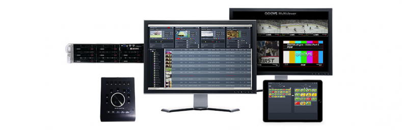 ​Geevs is designed to integrate with EditShare's Flow media asset management system.