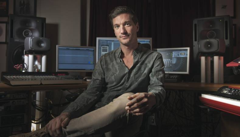 British Music Producer And Musician Andy Barlow Famous For His Work With Chilled Downtempo Electronic Band