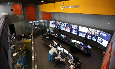 Globecast now offers Disaster Recovery Playout Services, which originate from the company's Culver City Media Center in Los Angeles, CA.
