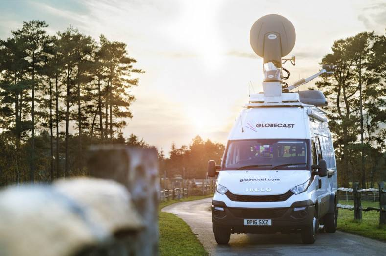 Globecast has combined its live content acquisition expertise with its Digital Media Hub suite for sport and live news events.