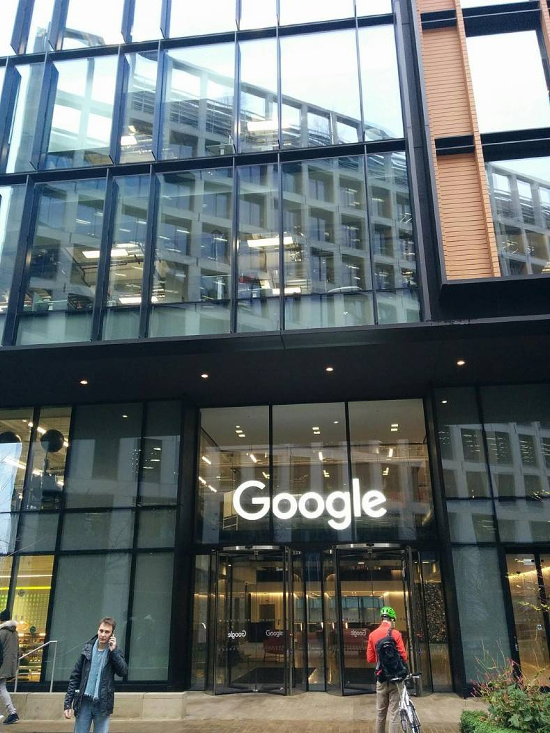 Google has been accused of turning privacy regulations to its advantage.  By Gciriani - Own work, CC BY-SA 4.0, https://commons.wikimedia.or