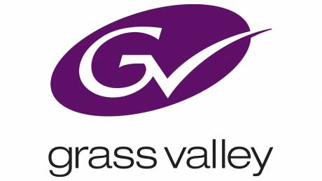 The Grass Valley logo remains respected throughout the industry.