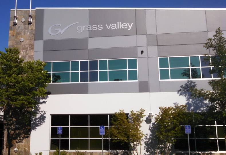 Grass Valley's Hillsboro, Oregon Development Center serves as the Canadian company's U.S. headquarters.