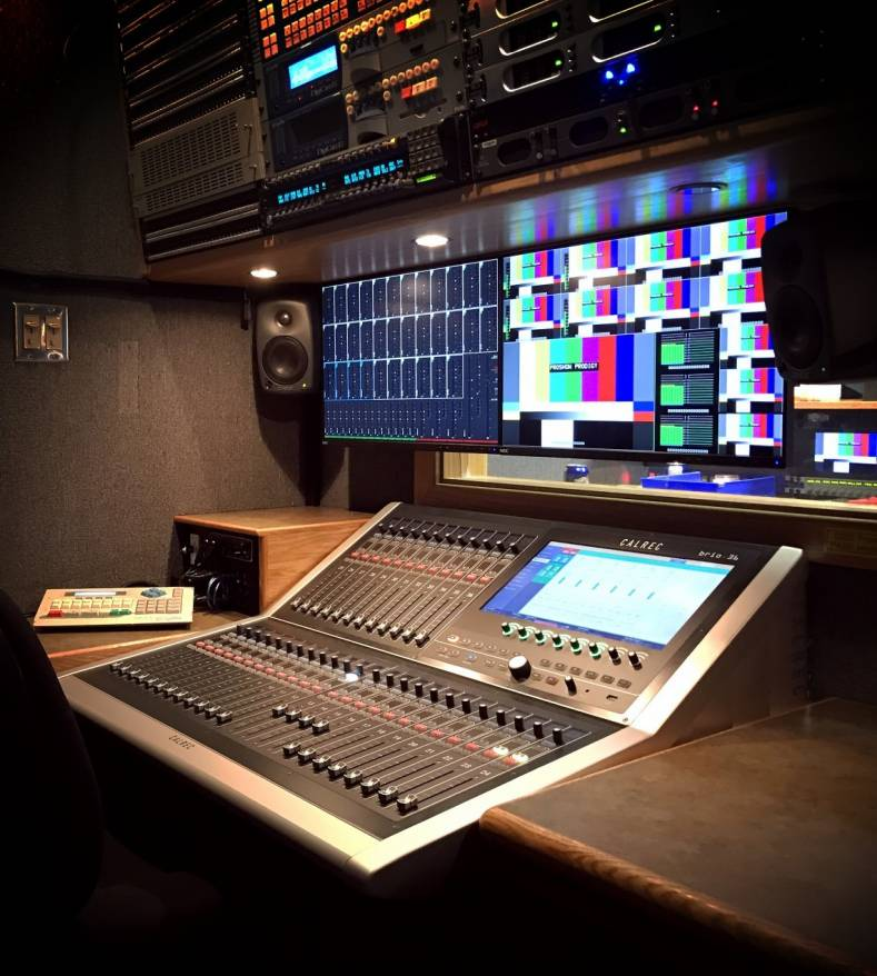 The Brio has given Proshow staff full broadcast functionality for large productions without the need for a bigger audio console.