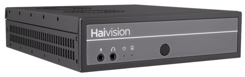 The KB Series of encoders are used by live event producers to deliver adaptive bitrate HEVC.