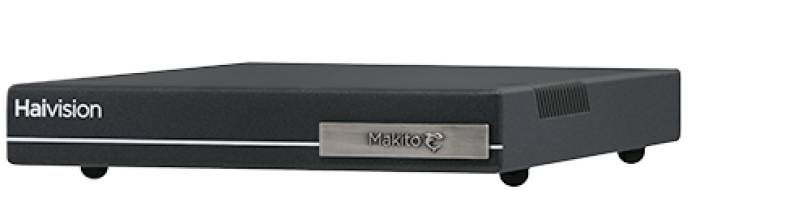 Haivision's Makito - now in HEVC flavour