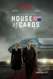 Series such as Netflix' House of Cards are driving OTT traffic to big screens.