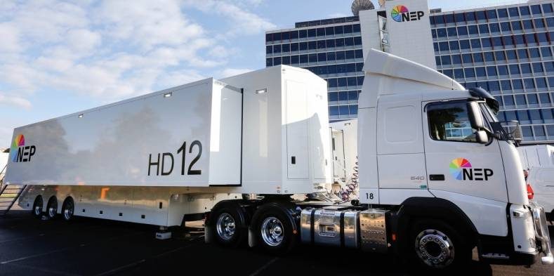 NEP Australia is building a fleet of IP-enabled live production trucks supported by dual ingest production centers.