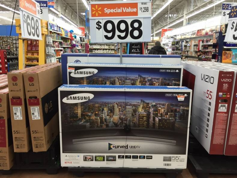 There are plenty of low-cost and even curved UHD TV sets for sale this holiday. But, once purchased, what can we watch on them?