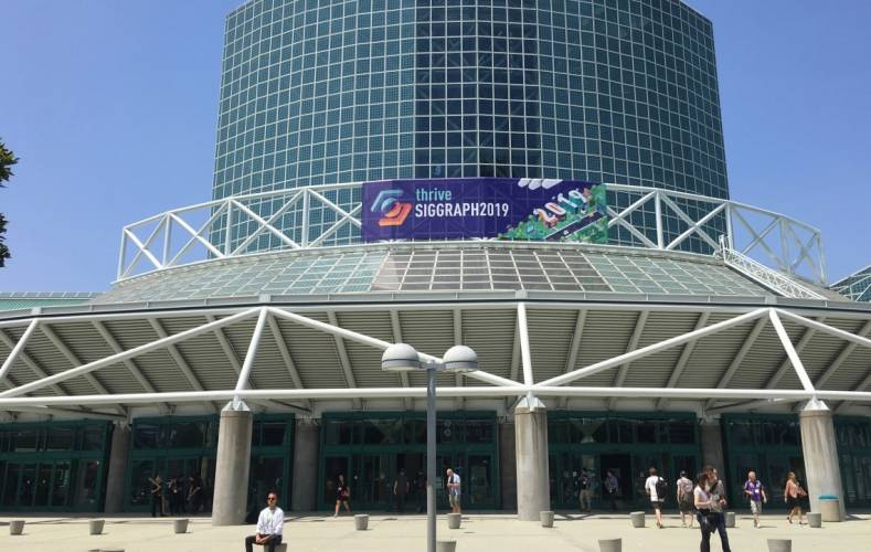 SIGGRAPH - the stuff that dreams are made of.