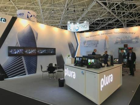 The message from the Plura Broadcast booth at IBC 2019 was so clear they could let it speak for itself.