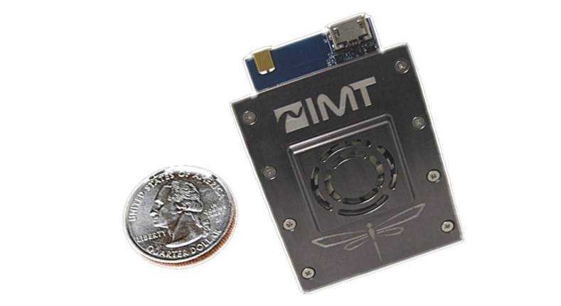 The RefCam system uses IMT Vislink's miniaturized RF system with IMTDragonFly transmitters and diversity receive systems.
