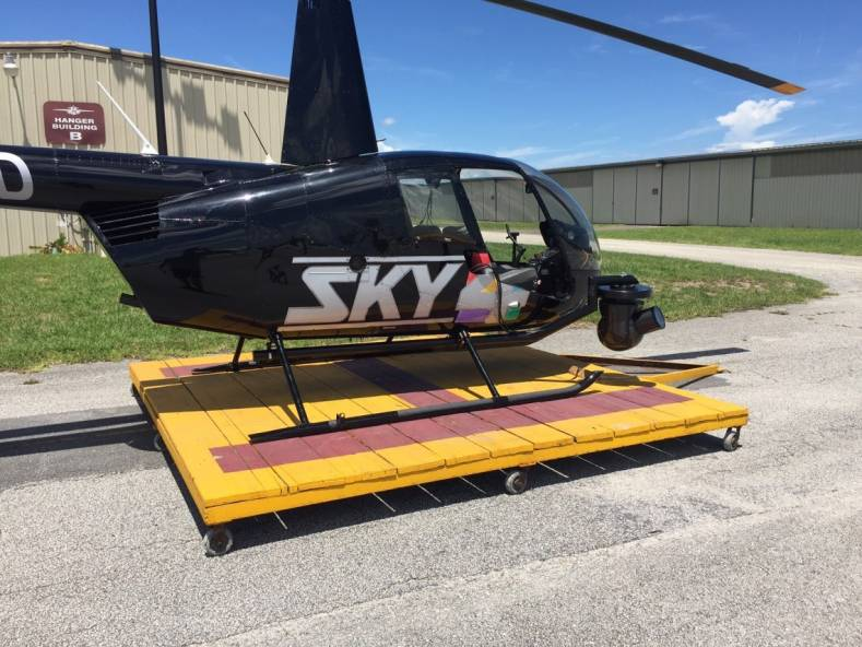 WJXT-TV selects Ikegami for news copter.