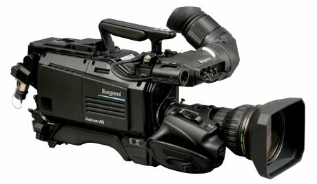The Ikegami HDK-99 is a 3G-capable docking-style camera for portable and studio applications.