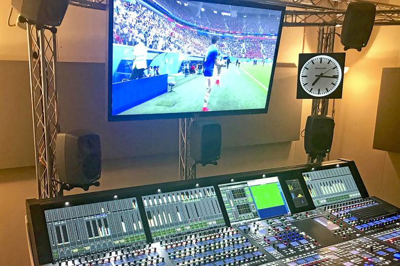 Live sports broadcasting is being transformed with tracking technologies.
