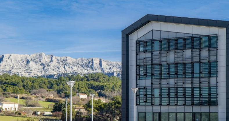 Verimatrix' new owner Inside Secure is headquartered in Arteparc Bachasson at Aix-En-Provence