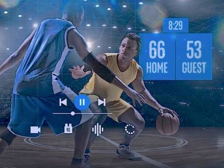 Intel Sports is making a major investment in bringing Virtual Reality into your living room over the Internet