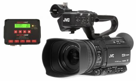 JVC Professional Video is supplying a complete package for single-camera sports production.