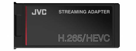 The new H.264/AVC encoder module allows shooters to take advantage of 10-bit 4:2:2 sampling for improved quality images.