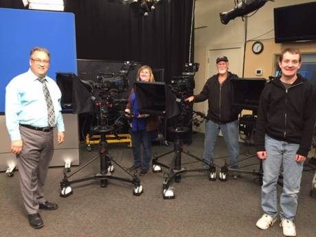 ​Access Sacramento provides community members with the technology and guidance to produce local television programming and content.