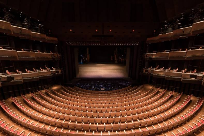 Concerts will sound better at The Joan Sutherland Theater with its new Lawo technology. Photo: Daniel Boud.