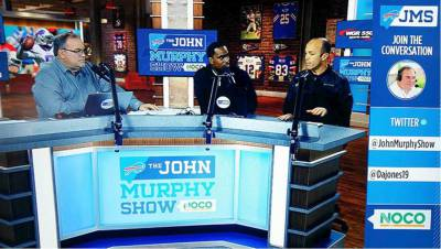 The John Murphy Show launched in the beginning of October to add to regional MSG programming.
